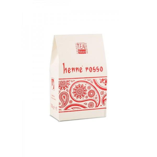Hennè Rosso Indiano (Rosso Tiziano) - Teanatura