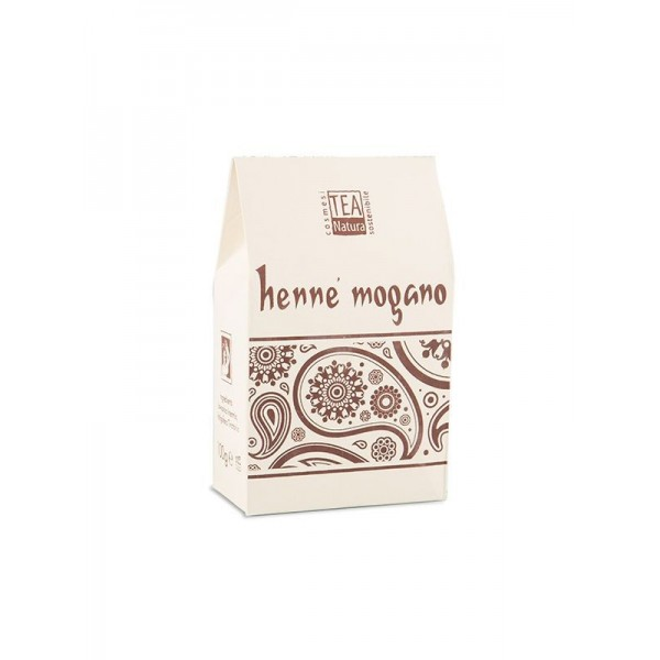 Hennè Rosso Mogano - Teanatura
