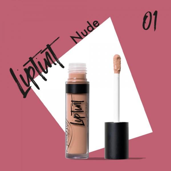 LipTint2020 n.1 – Nude - Purobio