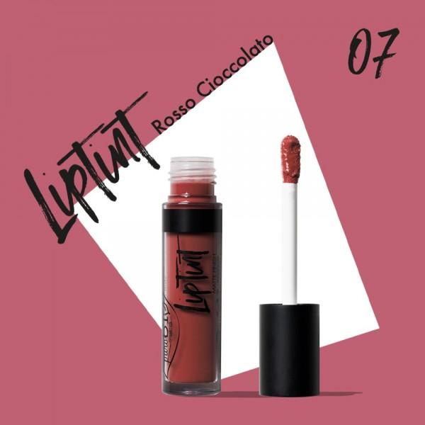 LipTint2020 n.7 – Rosso Cioccolato - Purobio