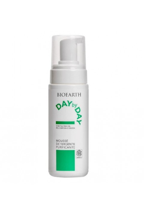 Mousse Detergente Purificante Day by day - Bioearth