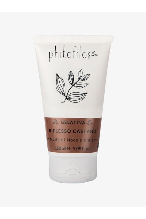 Gelatina Riflesso Castano - Phitofilos