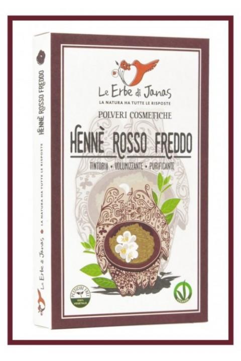 HENNÈ ROSSO FREDDO - Le erbe di Janas
