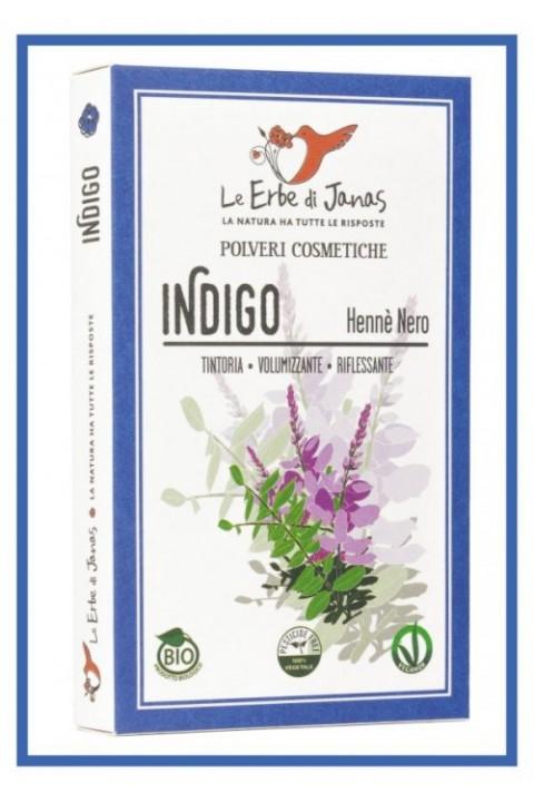 INDIGO HENNÈ NERO - Le erbe di Janas