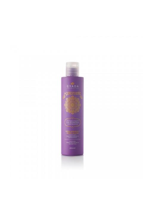 Hyalurvedic Shampoo Purificante - Neem, Moringa, Hennè Neutro - Gyada