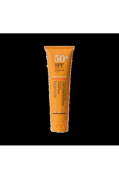 Crema solare spf 50+ water resistant - Bioearth