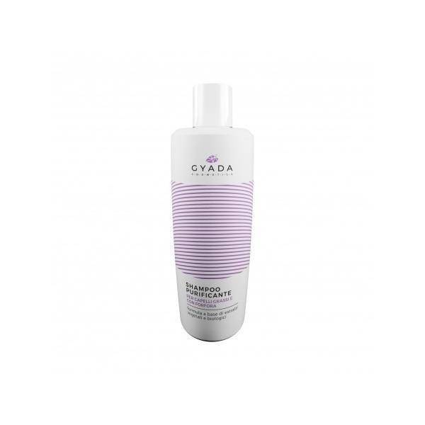 Shampoo Purificante: per capelli grassi e con forfora  - Gyada