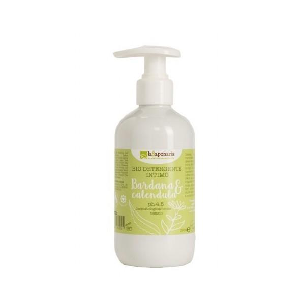 Detergente intimo - bardana e calendula - La Saponaria