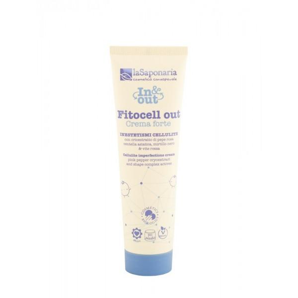 Fitocell Out - Crema forte inestetismi cellulite - La Saponaria
