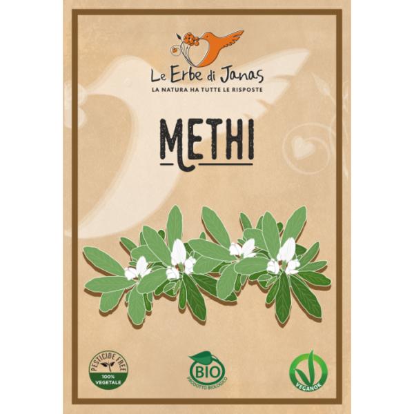 METHI - Le erbe di Janas