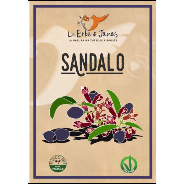 SANDALO - Le erbe di Janas