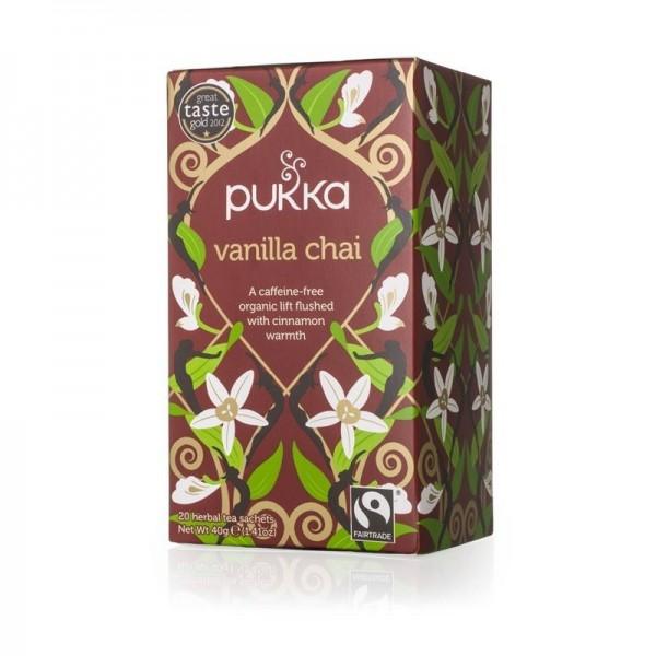 Vanilla Chai - Pukka