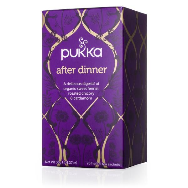 After Dinner - Pukka