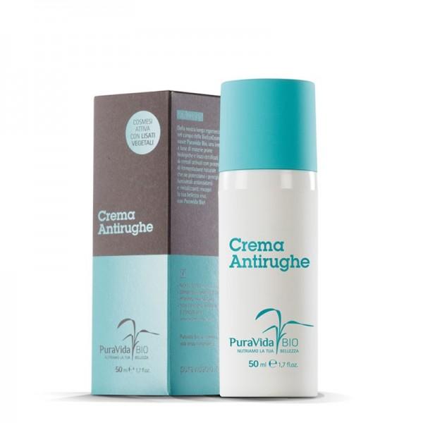 Crema Antirughe - Puravida